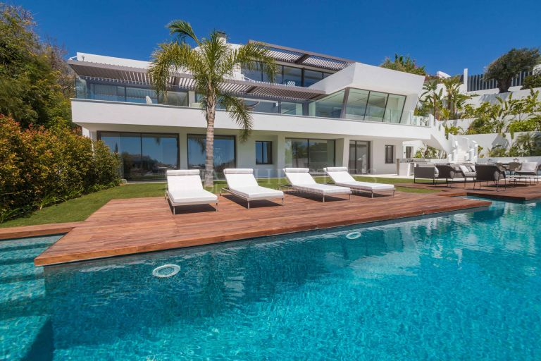 Stunning Villa Belvedere, Benahavis