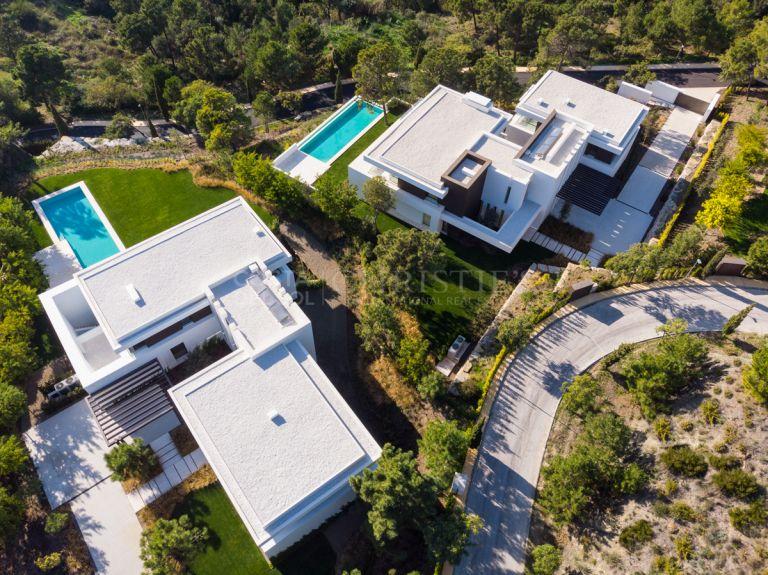 Moderne villa in La Reserva de Alcuzcuz, Marbella
