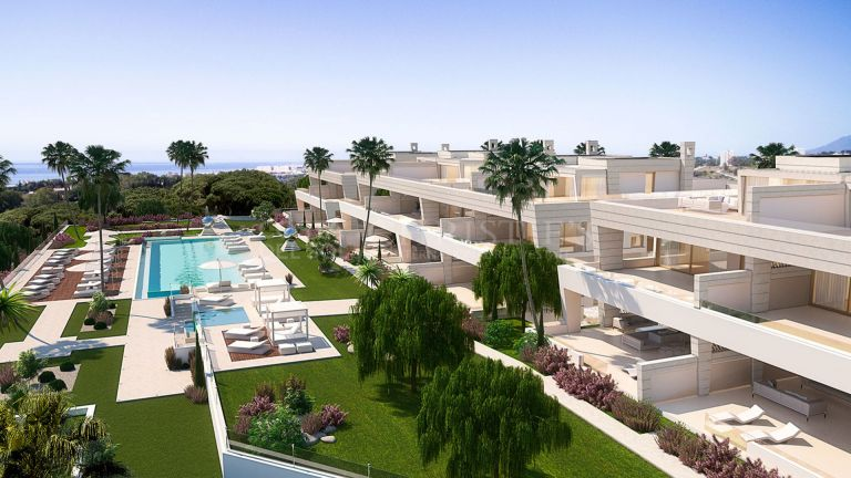 Spectacular Penthouse in Golden Mile, Marbella