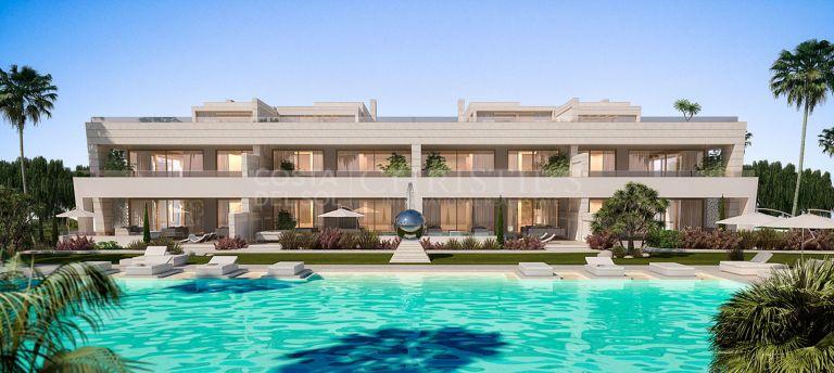 Brilliant Penthouse in Golden Mile, Marbella