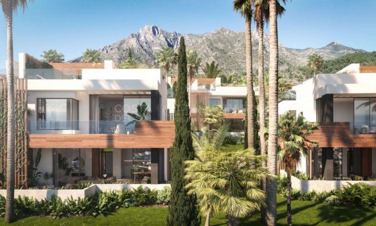 Dazzling Semi-detached villa in Marbella's Golden Mile
