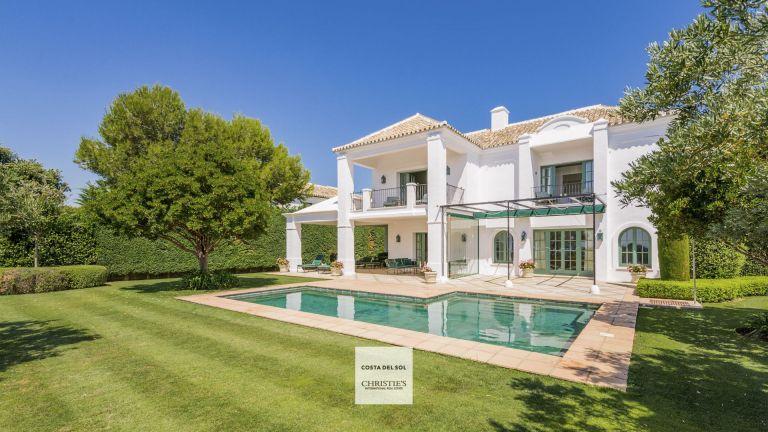 Villa Finca Cortesin