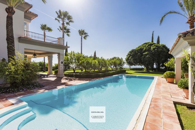 Excellent Villa Marbella, Golden Mile
