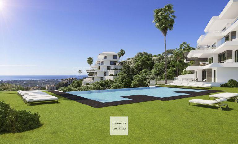 Wonderful penthouse in Las Colinas de Marbella, Benahavís