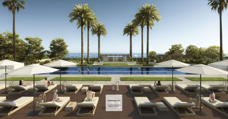 Town House for sale in Cancelada, Estepona