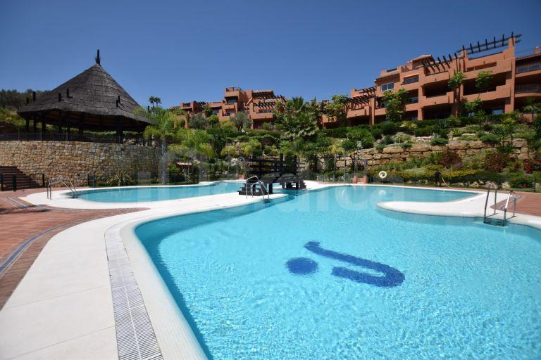 Penthouse for short term rent in Alminar de Marbella