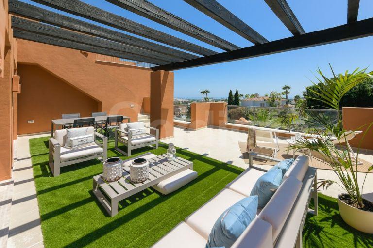 Duplex Penthouse for sale in Alminar de Marbella