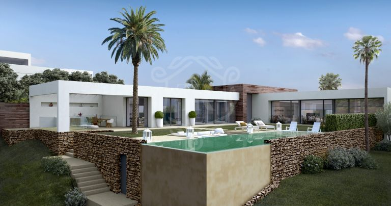 Outstanding turnkey villa project in Los Altos de Los Monteros