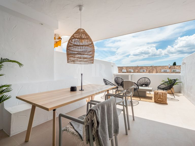 Charming renovated apartment in Nueva Andalucia