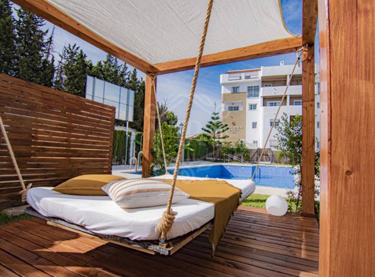Elegante apartamento en Puerto Banús, Marbella