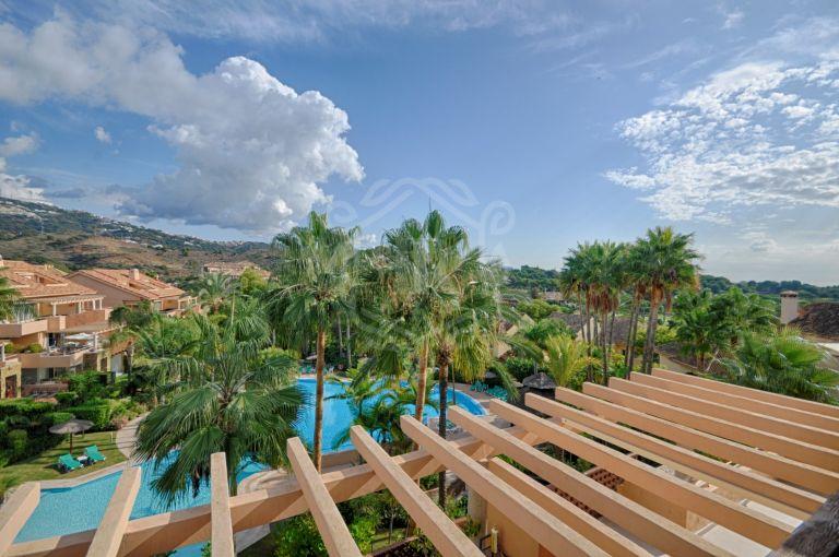 Splendid duplex penthouse in Marbella