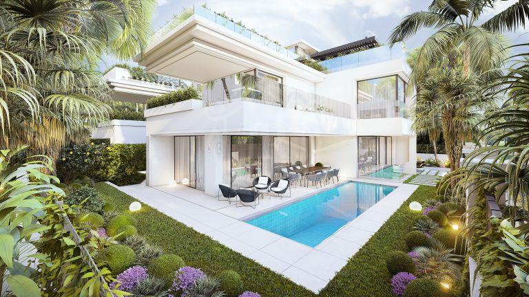 Villa for sale in Rio Verde, Marbella Golden Mile