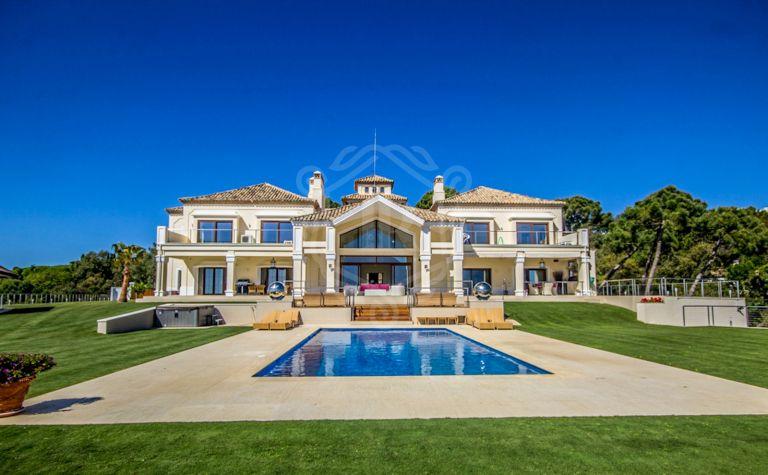 Espectacular villa contemporánea en La Zagaleta, Benahavis