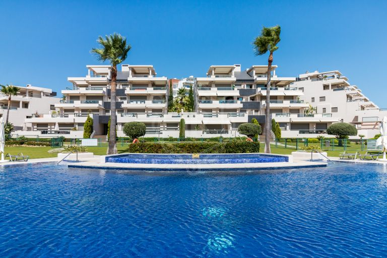 Fantastic Ground Floor Apartment Los Arrayanes Golf, Benahavis