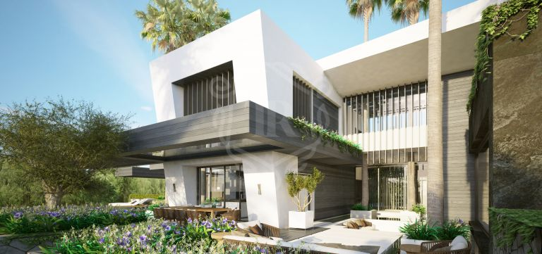 Plot & Villa Project in Cascada de Camojan, Marbella Golden Mile