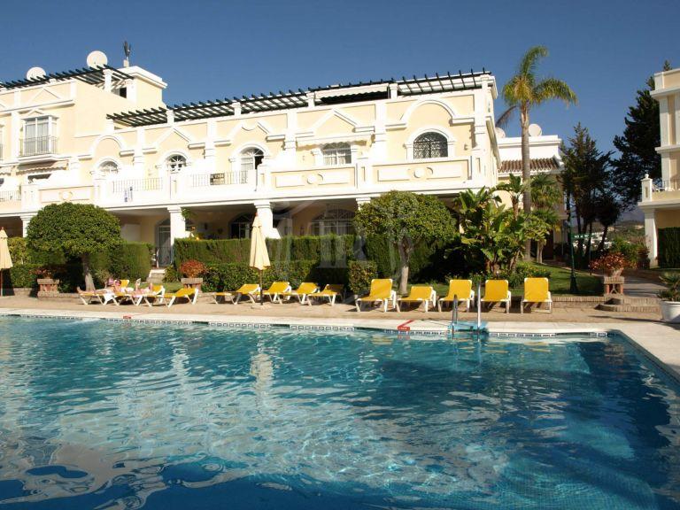 Ground Floor Apartment in Aloha Gardens-Nueva Andalucia