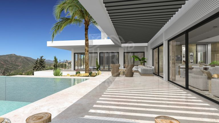 New villa project to be built in Monte Mayor Country Club, Benahavis