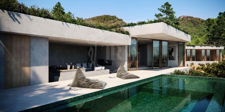 Unique design villa in Monte Mayor Country Club, Benahavís