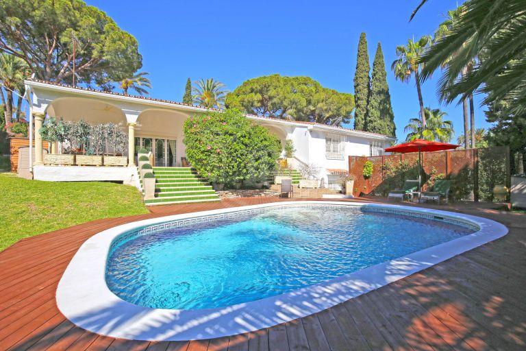 Beautiful Andalusian Style Villa in Las Brisas