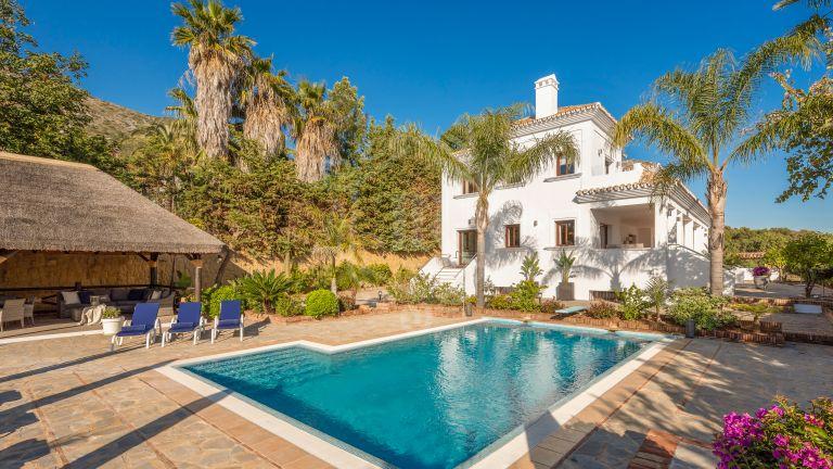 Luxury Villa in Los Picos, Sierra Blanca