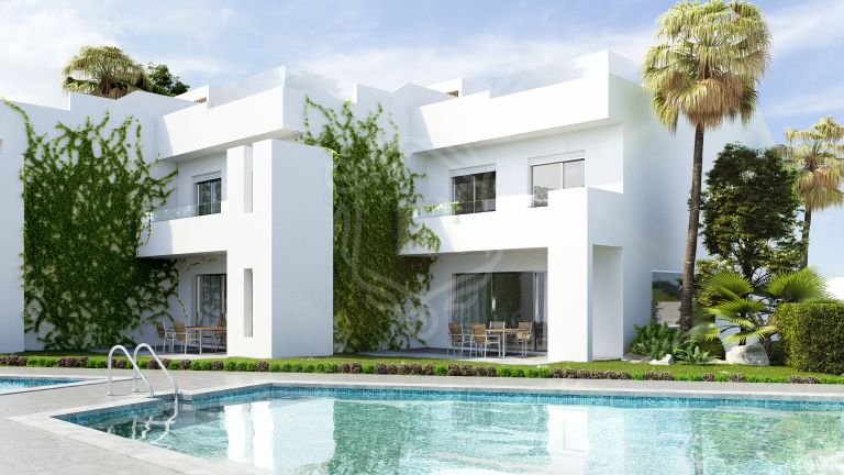SUBERB TOWNHOUSE IN MARBELLA´S GOLF VALLEY