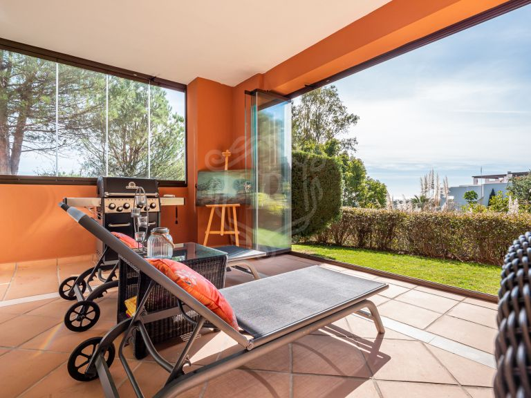 Magnífico apartamento en planta baja en La Quinta Greens