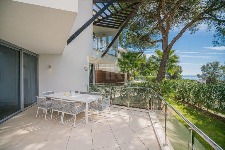 Extraordinaria moderna y lujosa casa adosada en Meisho Hills, Sierra Blanca, (Marbella)