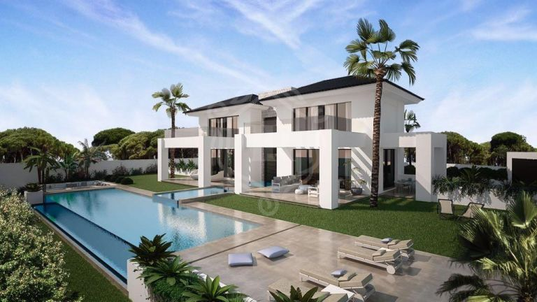 Stunning brand new turn-key villa