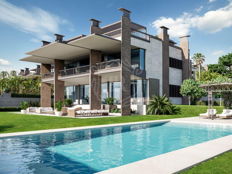 Los Palacetes de Banús - 8 unique luxury villas in Puerto Banús