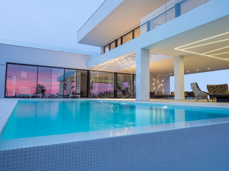 Brand new luxury villas in La Alqueria - Benahavís