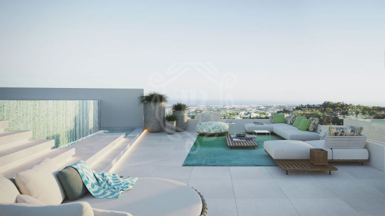 The View Marbella : 49 luxury dwellings with spectacular views to the sea - Benahavis
