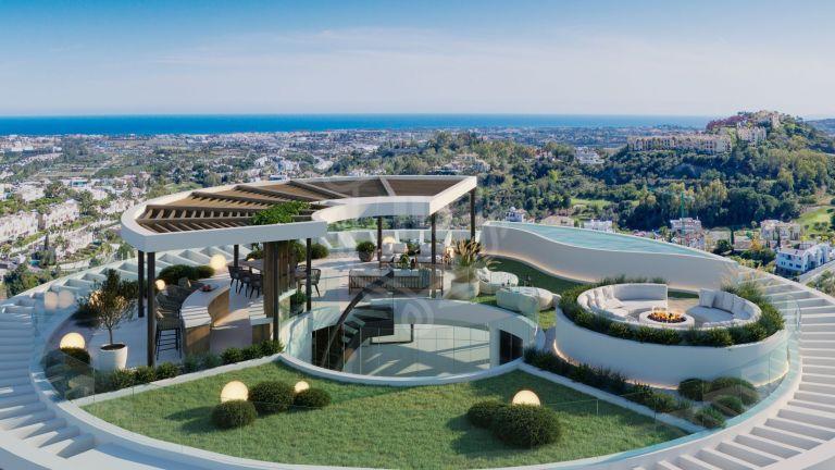 The View Marbella: 49 viviendas de lujo con espectaculares vistas al mar, Benahavis