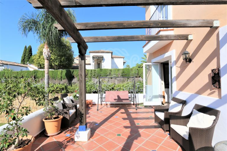 Townhouse 3 beds/2 baths-Nueva Andalucia