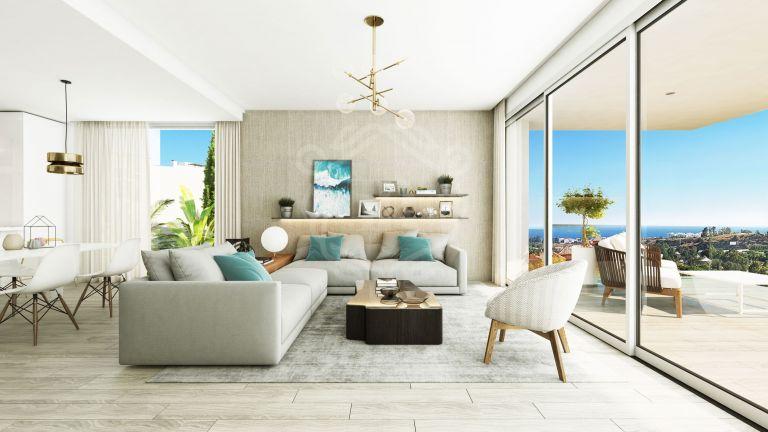 Moderna casa adosada en elegante complejo en Nueva Milla de Oro