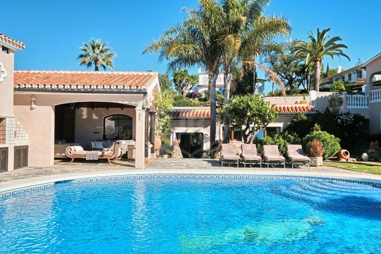 Beautifull villa in Elviria