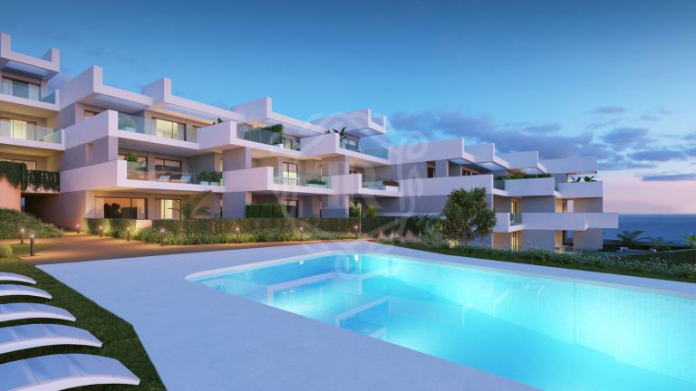 Stunning apartment with sea views and fantastic onsite amenities