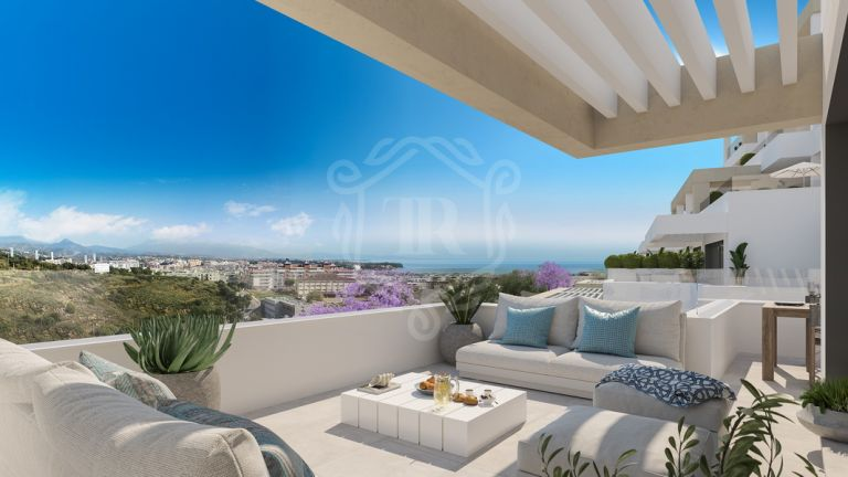 New modern apartment in Estepona
