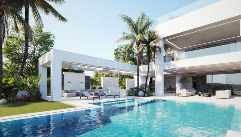 Luxury off plan frontline Golf villa