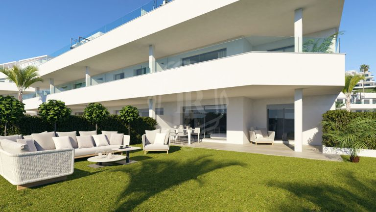 Contemporary design apartment in Oceana Gardens, Cancelada
