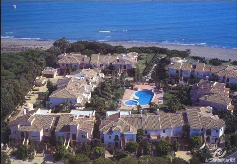 Complejo en Primera Linea de Playa Moderno
