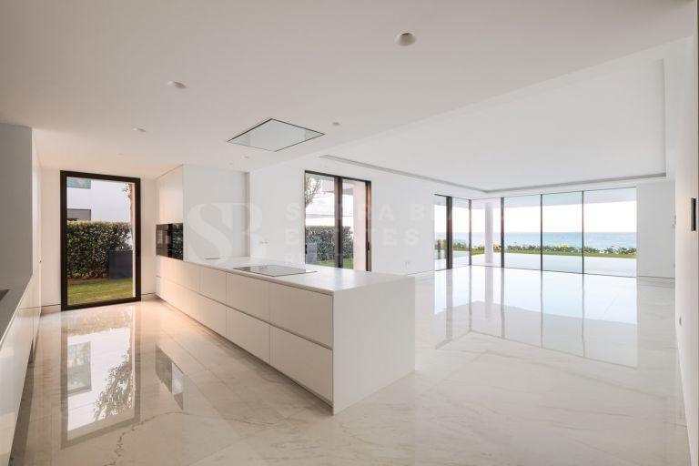 Magnifique appartement neuf en front de mer
