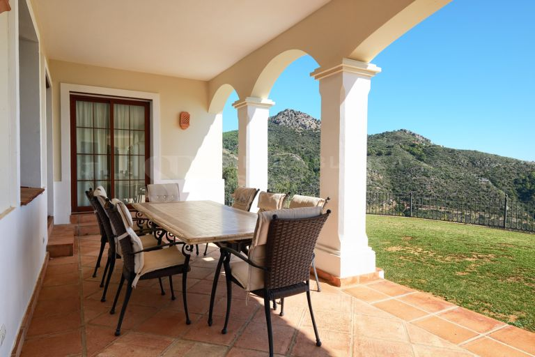Andalusian Style Villa in Monte Mayor, Benahavis