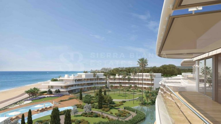 The Edge - Apartamentos y Áticos de Vanguardia Frente al Mar en Estepona