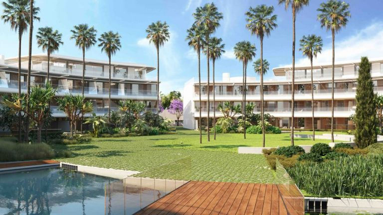 The Edge - Appartements et penthouses en bord de mer à Estepona