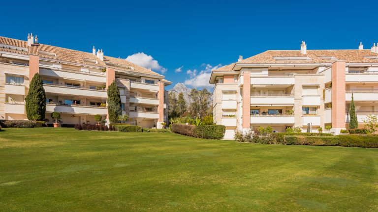 Appartement à vendre à Marbella Golden Mile