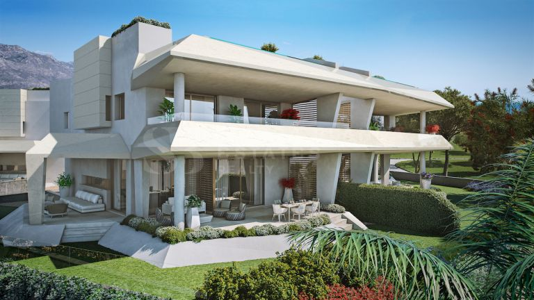 Celeste - 11 Luxury Villas and Semi-detached Houses in Nueva Andalucia
