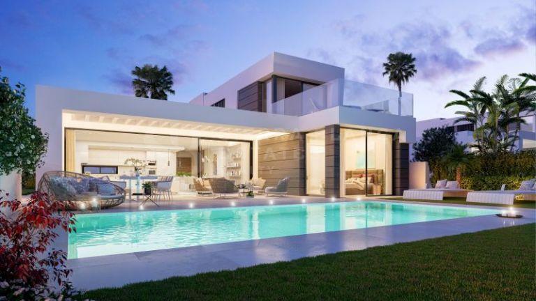Cabo Royale - Villas contemporaines à Cabopino, Marbella Est