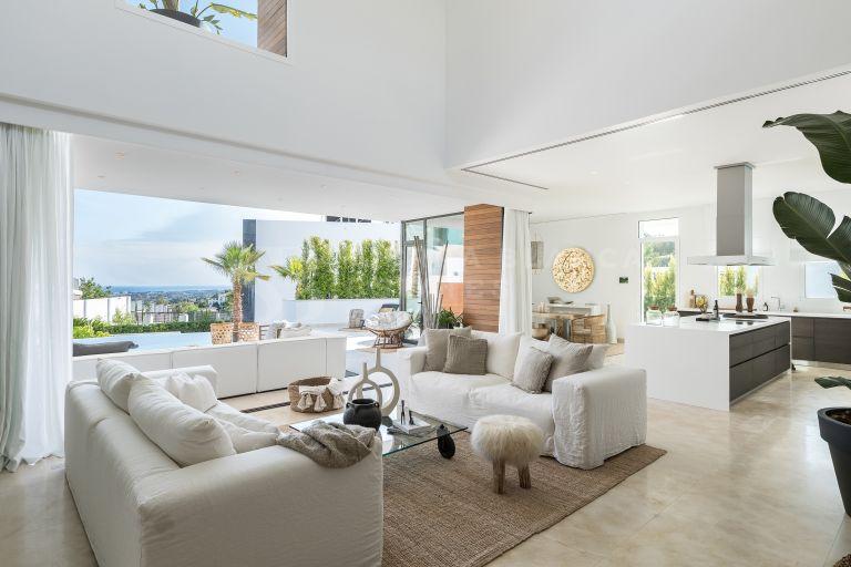 Preciosa Villa Contemporánea en La Quinta Golf