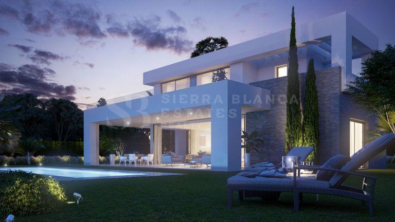 La Finca de la Cala - Superbes villas contemporaines à La Cala de Mijas