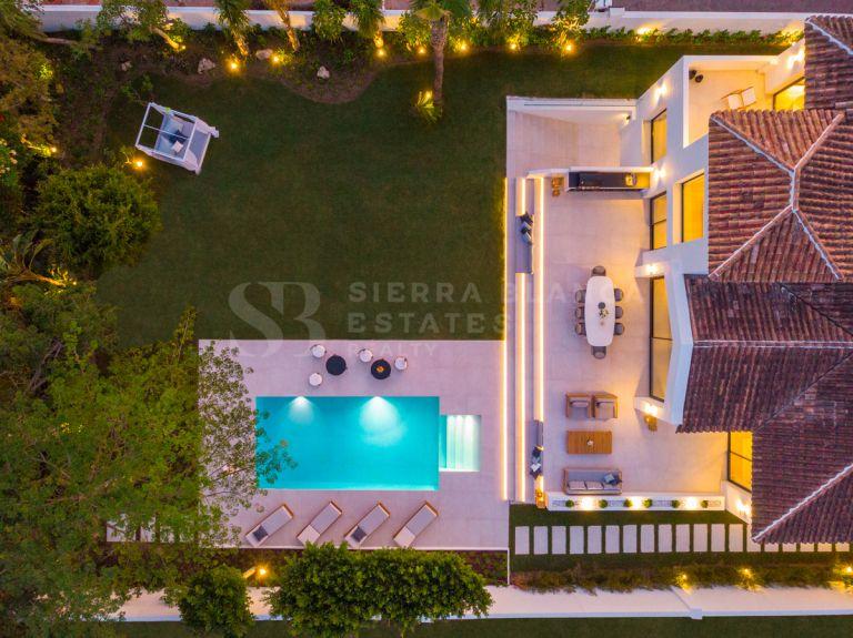 Belle Villa Rénovée au Coeur de Nueva Andalucía